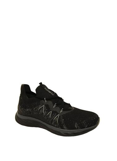 Forelli Forelli Kadın Siyah Sneaker Siyah